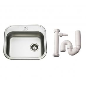 Vaske, afløb, bundventiler & tilbehør